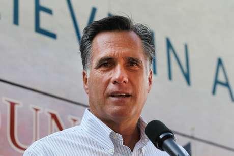 Mitt Romney encabezó un evento en Orlando, Florida.