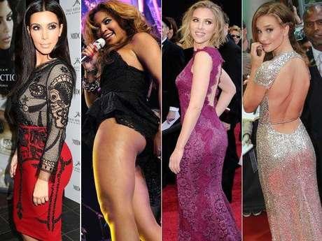 La revista Shape eligió a las celebridades con las curvas más bonitas. Entre ellas está Jennifer Lopez, Kim Kardashian, Beyoncé y Pippa Middleton.