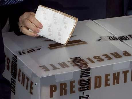Elecciones en México.