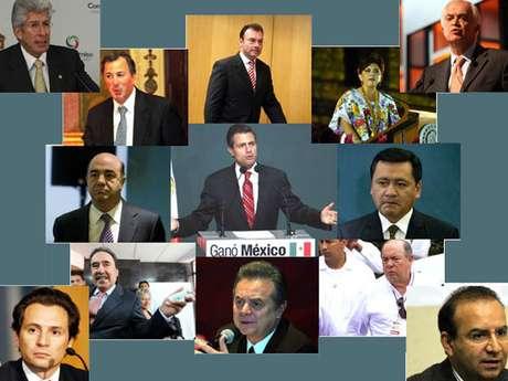 El candidato presidencial del PRI, Enrique Peña Nieto, fue quien ganó las pasadas elecciones según el cómputo distrital del IFE. Falta que el Tribunal Electoral del Poder Judicial de la Federación valide los comicios para que el abanderado tricolor reciba la constancia de mayoría como presidente electo de los Estados Unidos Mexicanos; sin embargo, desde ahora se barajan nombres de quienes posiblemente formen su gabinete. Terra te los presenta.