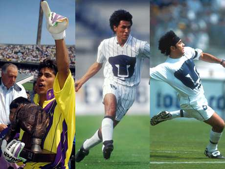 Find out who made the list of the best XI players in the history of Pumas.
