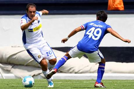 The Copa Mexico will have 14 participants from the Promotional League, of course the most popular player being Cuauhtemoc Blanco, who along with Dorados in Group 1 will face Leon, Monarcas, and Tecos.