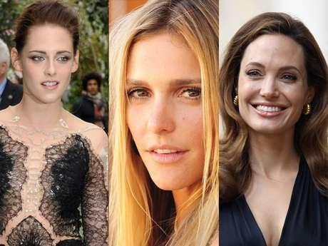 Vaidosas, celebridades brasileiras e internacionais mantêm pele de pêssego com produtos de beleza para o uso diário Foto: Divulgação