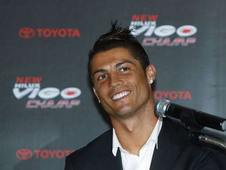The Real Madrid star continues to be the face of various products as he expands ihs brand outside of the playing field.
