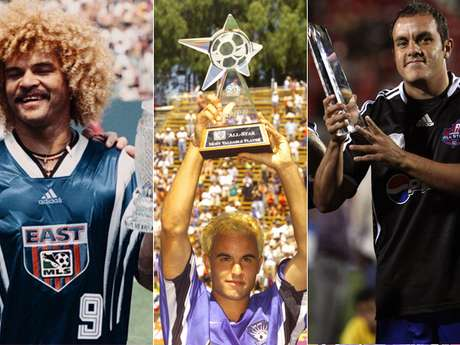 The MLS All-Star Game, which was first held in 1996, also established the tradition of awarding a most valuable player for the game. The following are the most memorable MVPs in the history of the All-Star Game.