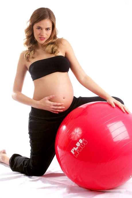 Eliana Albasetti y Fede Koch son padres por primera vez.