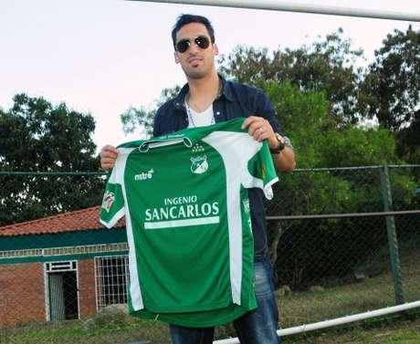 Sergio William Leal Gonzales, es el nuevo jugador del Deportivo Cali