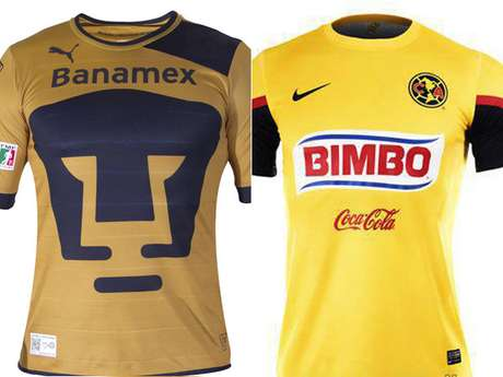The teams playing in the Liga MX exhibited their uniforms for the Apertura 2012. While some have made special releases, others limited themselves to showing the new uniforms on the field. Here we show what everyone is wearing.