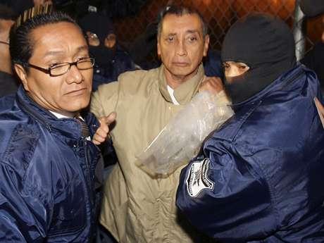 Mario Villanueva Madrid fue extraditado a EE.UU. en el 2010.