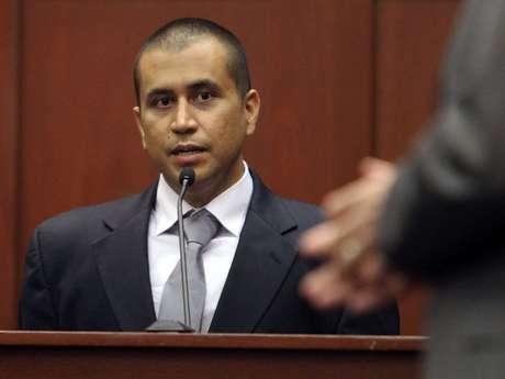 George Zimmerman, acusado de la muerte del joven afroamericano Trayvon Martin.
