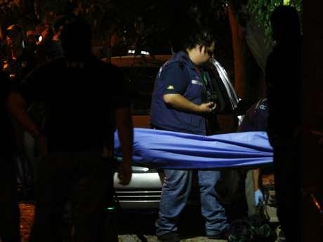 Los cadáveres fueron localizados cerca de un retén militar.