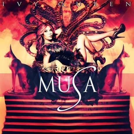 """Ivy Queen regresa con nuevo álbum """"Musa""""."""