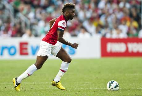 Alex Song is the second big transfer by the Spanish club for the coming season.