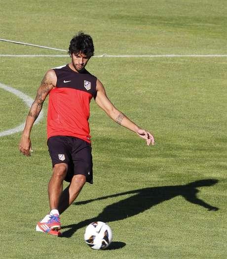 Tiago no ambiciona quedar arriba del Real y del Barcelona en la Liga.