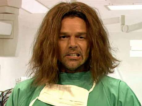 Ricky Martin participó en sketch de programa de Jimmy Fallon.