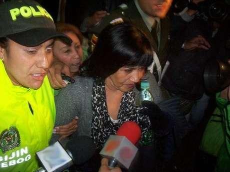 Durante la formulación de su solicitud la defensa de la señora María del Pilar Gómez Ramírez, el abogado  Mauricio Camacho presentó como principal fundamento varios textos del fiscal González