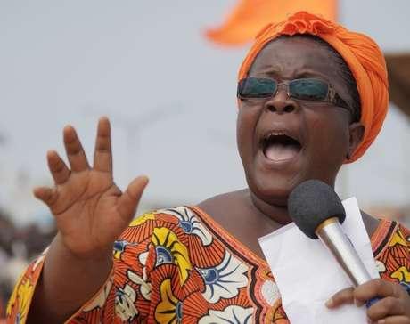 Isabelle Ameganvi, la opositora que llama a esta huelga de sexo