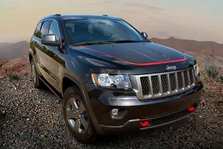 Fotos Jeep Grand Cherokee Trailhawk