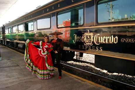 José Cuervo Express será parte de una gran fiesta mexicana en un recorrido especial el sábado 15 de septiembre para celebrar a México.