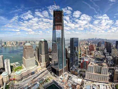 Foto: WTC Progress/Divulgación/Reuters/Getty images