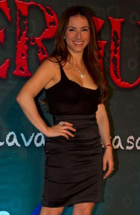 Claudia Lizaldi no ha dicho nada al respecto sobre la supuesta bofetada que le dio a su compañera.
