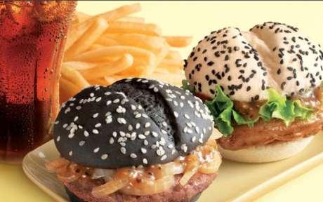 Os novos hambúrgueres do McDonald´s foram considerados uma espécie de símbolo do Yin-Yang