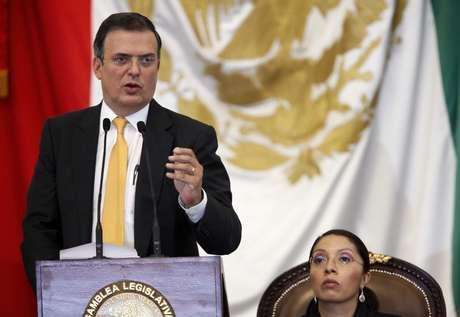 El jefe del Gobierno del Distrito Federal, Marcelo Ebrard, realizó el anuncio durante su VI y último informe de gobierno
