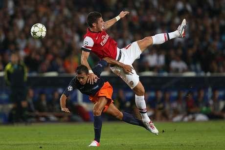 Montpellier se fue adelante en el marcador, pero no logró mantener la ventaja.