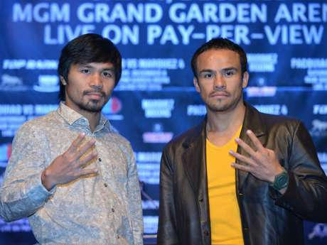 Marquez and Pacquiao have both said they will go for the knockout on their fourth and final fight.