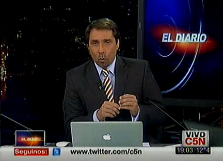 Foto: Captura TV