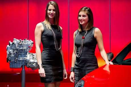 Foto: Getty/Motor Show de París / Terra Autos