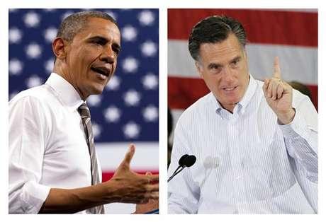 Obama y Romney ya están en la recta final de la campaña presidencial.
