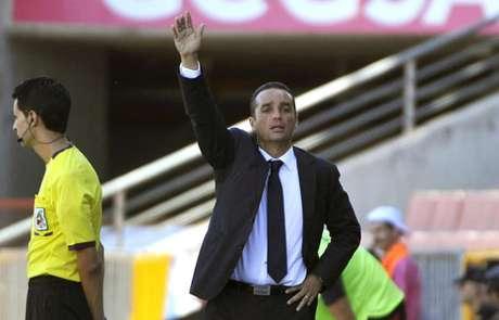 José Luis Oltra, entrenador del Deportivo de La Coruña