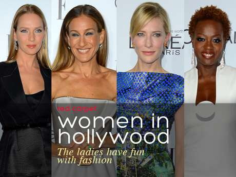 It is rare to see so many well-dressed actresses at an event, but it happened Wednesday at the Elle Women in Hollywood celebration in Beverly Hills. The wide range of celebrities showed off their best looking outfits and surprised us all. There were the heavy hitters, like Uma Thurman and Cate Blanchett, and the ones who never miss a beat, like Viola Davis and Sarah Jessica Parker.