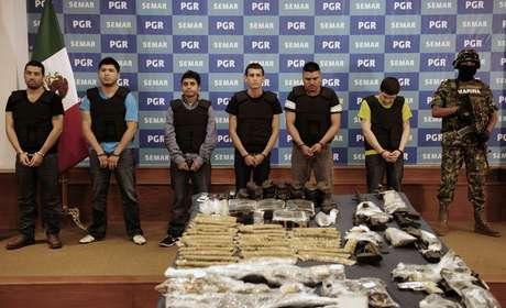 En los últimos meses las autoridades mexicanas han dado duros golpes al narco.