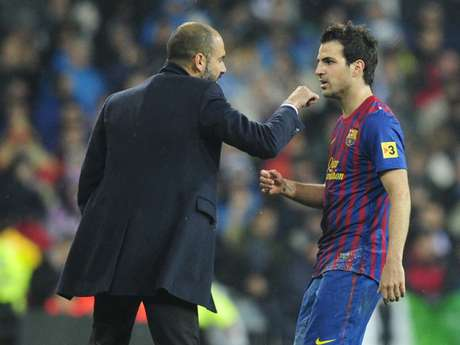 Pep Guardiola felt most betrayed by his own signing Cesc Fabregas.