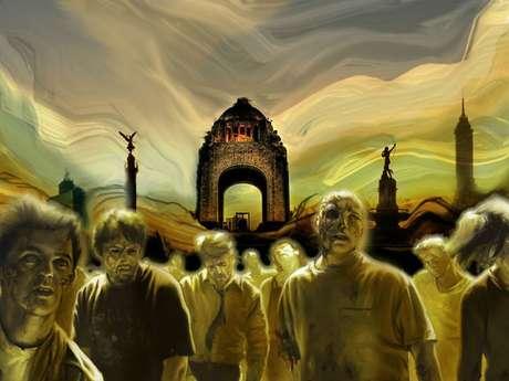 Foto: Zombie Walk México