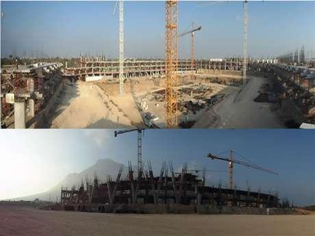 El costo de la construcción se estima en 200 millones de dólares.