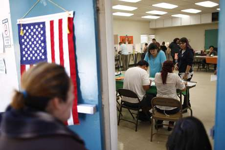 Californians go to the voting booths on Tuesday, November 6.