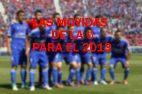Conoce todas las movidas de la U para la temporada 2013