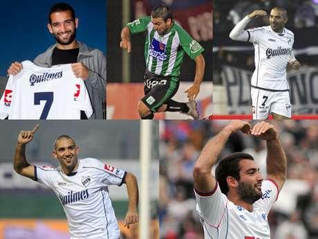 El uruguayo Martín Cauteruccio podría llegar a las Águilas del América para el 2013