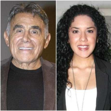 Foto: Héctor Suárez, a sus 74 años... ¡anda con Brissia, de 21! / Mezcalent / Terra