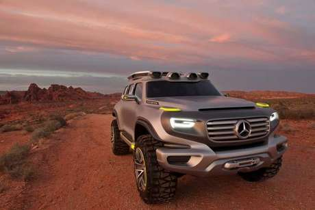 Foto: Mercedes-Benz / Terra Autos