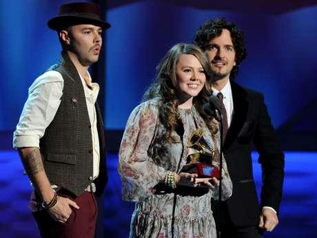 Jesse y Joy se coronaron con cuatro Latin Grammy gracias a la música de su álbum, 'Con Quién se Queda el Perro'.