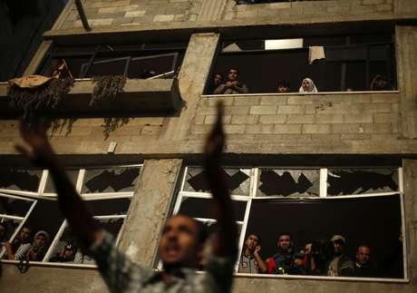 Foto: SUHAIB SALEM / REUTERS