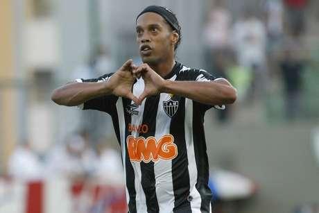 Atlético-MG busca segundo lugar do Brasileiro para ir diretamente à fase de grupos da Libertadores Foto: Paulo Fonseca / Futura Press