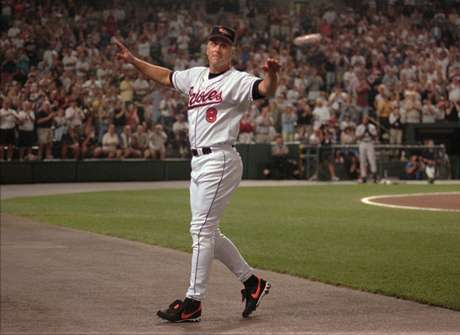 2,632: Carl Ripken Jr.'s streak of 2,632 straight games played spanned 17 years and was ended voluntarily. Granted, baseball is hardly the most physical of sports, but imagine not taking a sick day in a 17 day career.