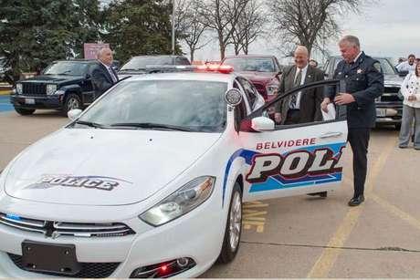 Fotos Dodge Dart Police Car