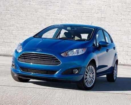 Foto Ford Fiesta 2014