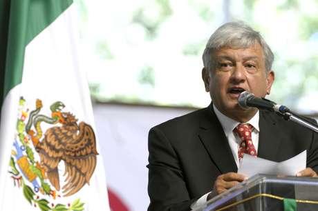 Andrés Manuel López Obrador, excandidato presidencial mexicano.